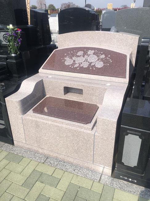 霊園・墓石の富永 お墓一例
